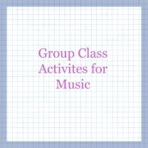 Group Class Activities Pin