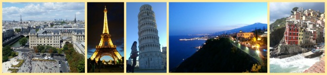 Travelling Collage